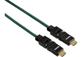 HAMA High Speed HDMI-Kabel Rotation