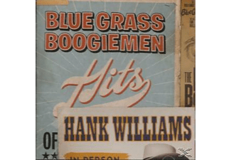 Bluegrass Boogiemen - Hits Of Hank Williams - (CD)
