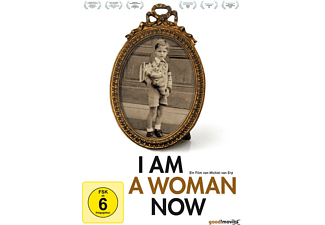 I AM A WOMAN NOW - (DVD)