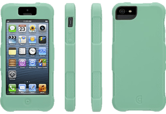 GRS-GB36288 Backcover Apple iPhone 5, iPhone 5s Silikon Mint