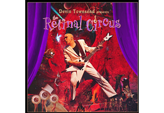 Devin Townsend - The Retinal Circus [CD]