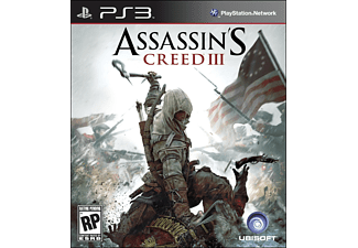 ARAL Assassin's Creed III Play Station 3