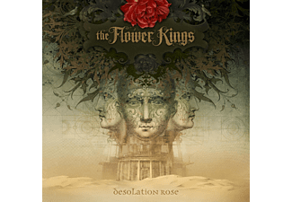 The Flower Kings - Desolation Rose (Ltd.Edt.) [CD]