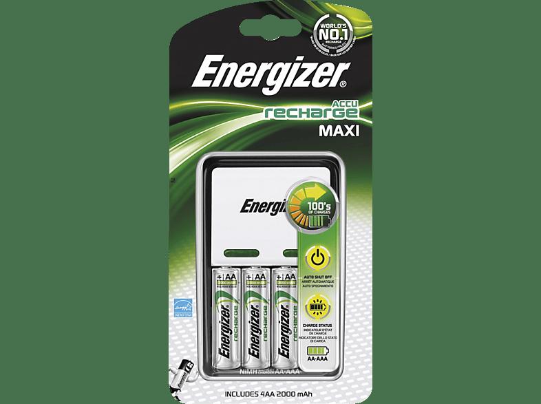 ENERGIZER 637019 MAXI CHARGER 4AAX2000 MAH αξεσουάρ μπαταρίες  φορτιστές φορτιστές μπαταριών τηλεόραση   ψυχαγωγία μην ξεχά