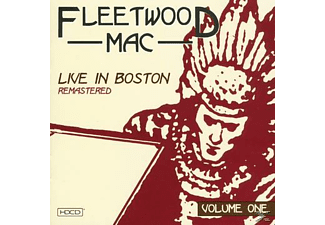 Fleetwood Mac - Live In Boston Vol.1/Digi - (CD)