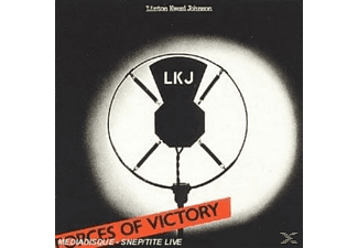 Linton Kwesi Johnson - Forces Of Victory [CD]