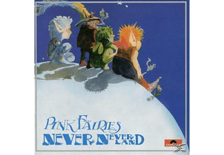 Pink Fairies - Neverneverland [CD]