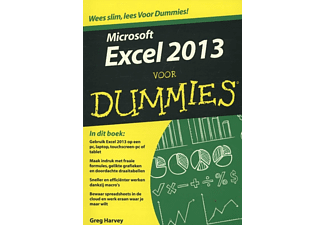 excel 2013 for dummies pdf