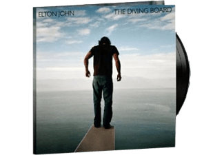 Elton John - The Diving Board (Vinyl LP (nagylemez))