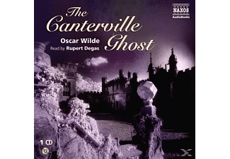 THE CANTERVILLE GHOST - 1 CD - Literatur/Klassiker