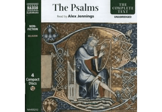The Psalms - 4 CD - Esoterik/Religion