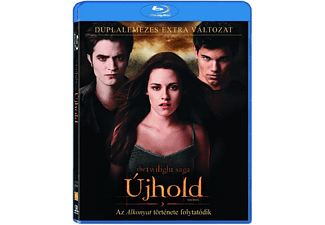 Twilight Saga Újhold (Blu-ray + DVD)