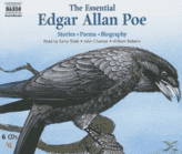 THE ESSENTIAL EDGAR ALLAN POE - (CD) jetztbilligerkaufen