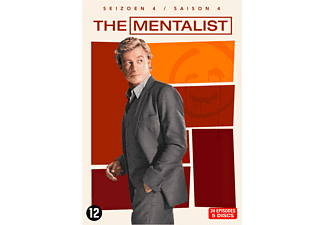 The Mentalist - Seizoen 4 | DVD