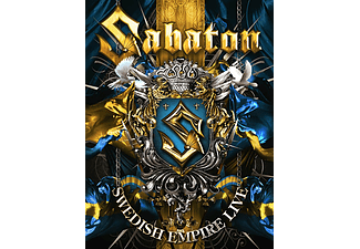 Sabaton - Swedish Empire Live - Limited Edition (Blu-ray)