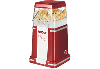 UNOLD 48525 Classic Popcornmaker Rot