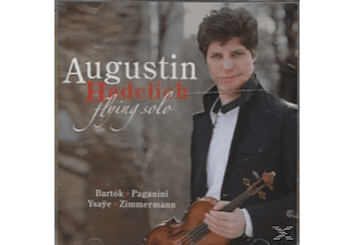 Augustin Hadelich - Flying Solo - (CD)