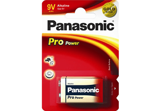 PANASONIC Pro Power 6LR61PPG 1x 9V-batterij