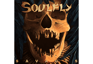 Soulfly - Savages - Limited Edition (CD)