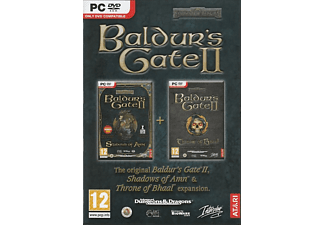 Baldur's Gate II: Shadows of Amn + Throne of Bhaal PC