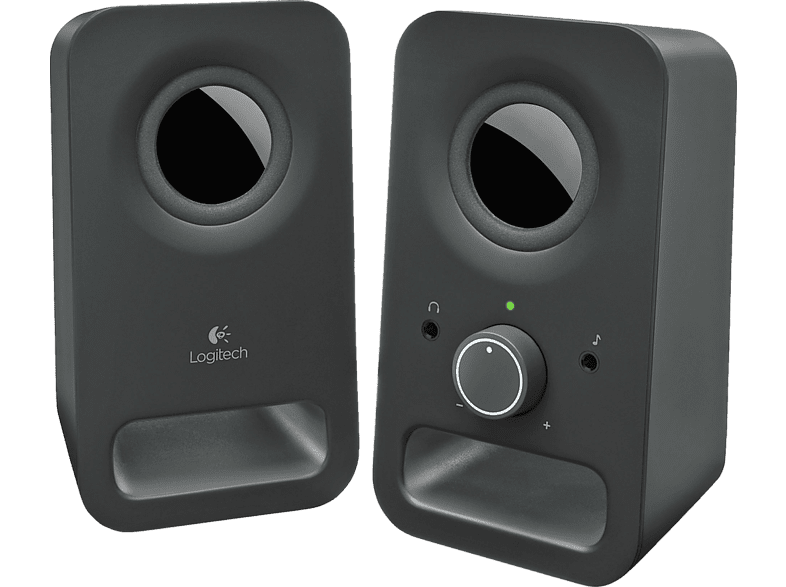 LOGITECH Z150 Midnight Black - (980-000814)  computing   tablets   offline ηχεία  headsets  webcams ηχεία