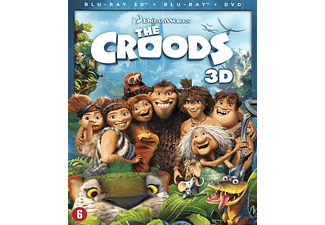 The Croods 3D | 3D Blu-ray