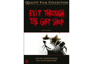 Exit Through the Gift Shop | DVD