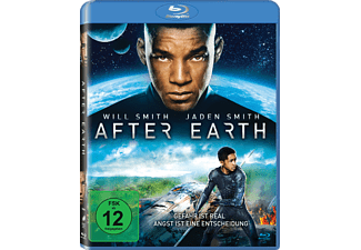 After Earth - (Blu-ray)
