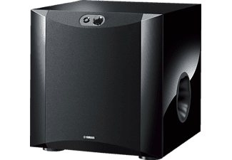 yamaha ns sw300 subwoofer aktiv mediamarkt. Black Bedroom Furniture Sets. Home Design Ideas