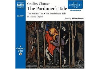 Pardoners Tale - 2 CD - Anthologien/Gedichte/Lyrik
