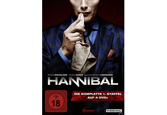 Hannibal - Staffel 1 (Uncut) [DVD]