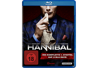 Hannibal - Staffel 1 (Uncut) [Blu-ray]