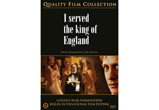 I Served The King Of England | DVD