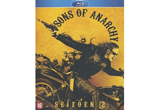 Sons Of Anarchy seizoen  2 | Blu-ray