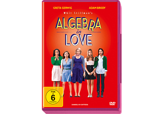 Algebra in Love (Pink Edition) - (DVD)