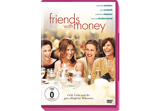 Friends with Money (Pink Edition) - (DVD)