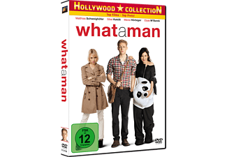 What a Man Komödie DVD