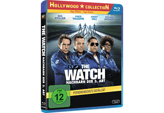 The Watch – Nachbarn der 3. Art Komödie Blu-ray