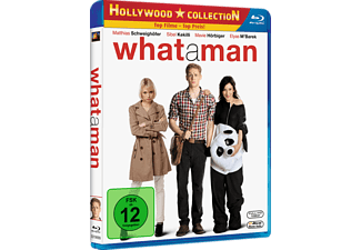 What A Man (Hollywood Collection) Komödie Blu-ray