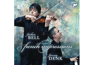 Bell, Joshua & Denk, Jeremy - French Impressions (CD)