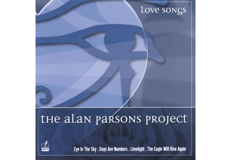 The Alan Parsons Project - Love Songs (CD)