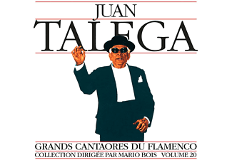 Juan Talega - Grands Cantaores Du Flamenco 20 [CD]