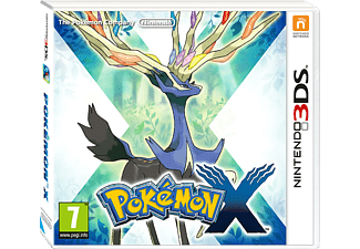 Pokémon X NL 3DS
