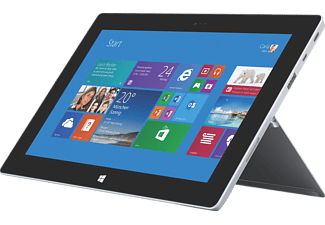 MICROSOFT P4W-00004 Surface 2 mit 10.6 Zoll, 2 GB RAM, Microsoft® Windows® 8.1 RT, Grau