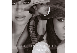 Destiny's Child - Love Songs (CD)