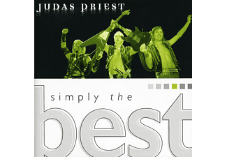 Judas Priest - Simply The Best (CD)