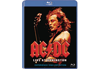 AC / DC - Live At Donington (Blu-ray)