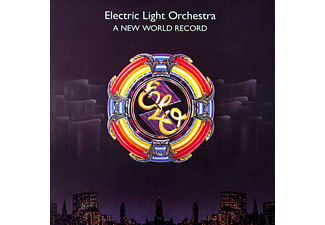 Electric Light Orchestra - A New World Record (CD)