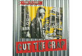 The Clash - Cut The Crap (CD)