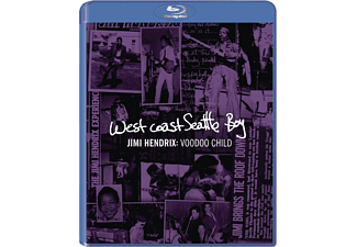 Jimi Hendrix - Voodoo Child (Blu-ray)